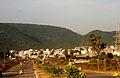 Far view of Arilova in Visakhapatnam.JPG