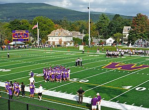 Weston Field Athletic Complex - Image: Farley Lamb Field