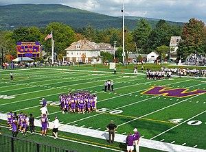 Weston Field Athletic Complex - Image: Farley Lamb Field