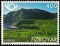 Faroe stamp 269 Fámjin.jpg