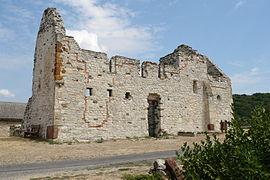 Felsődörgicsei kettős templom romja2.JPG