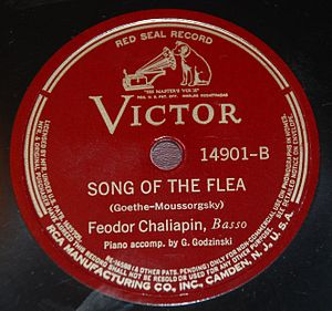 RCA Red Seal Records - Red Seal record circa 1940