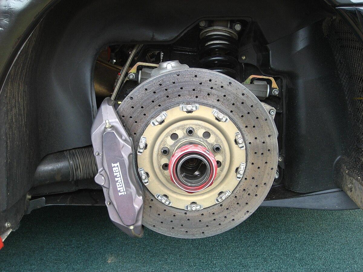 Px Ferrari F Challenge Brake