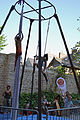 Festival de Cornouaille 2014 - Balles à fond dans les airs 01.jpg