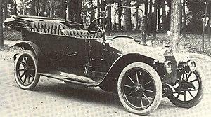 Fiat Zero - Fiat Tipo Zero Torpedo 1912