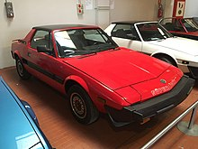 fiat x1/9 superlight[edit]