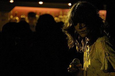 Picture of a band or musician: Eleanor Friedberger