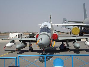 Static Display of Fighter Planes, Aero Show 20...
