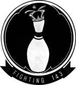 Fighter Squadron 143 (United States Navy) insignia c1957.png