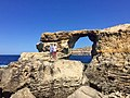 Finally, an Azure Window without other tourists! (26428799875).jpg