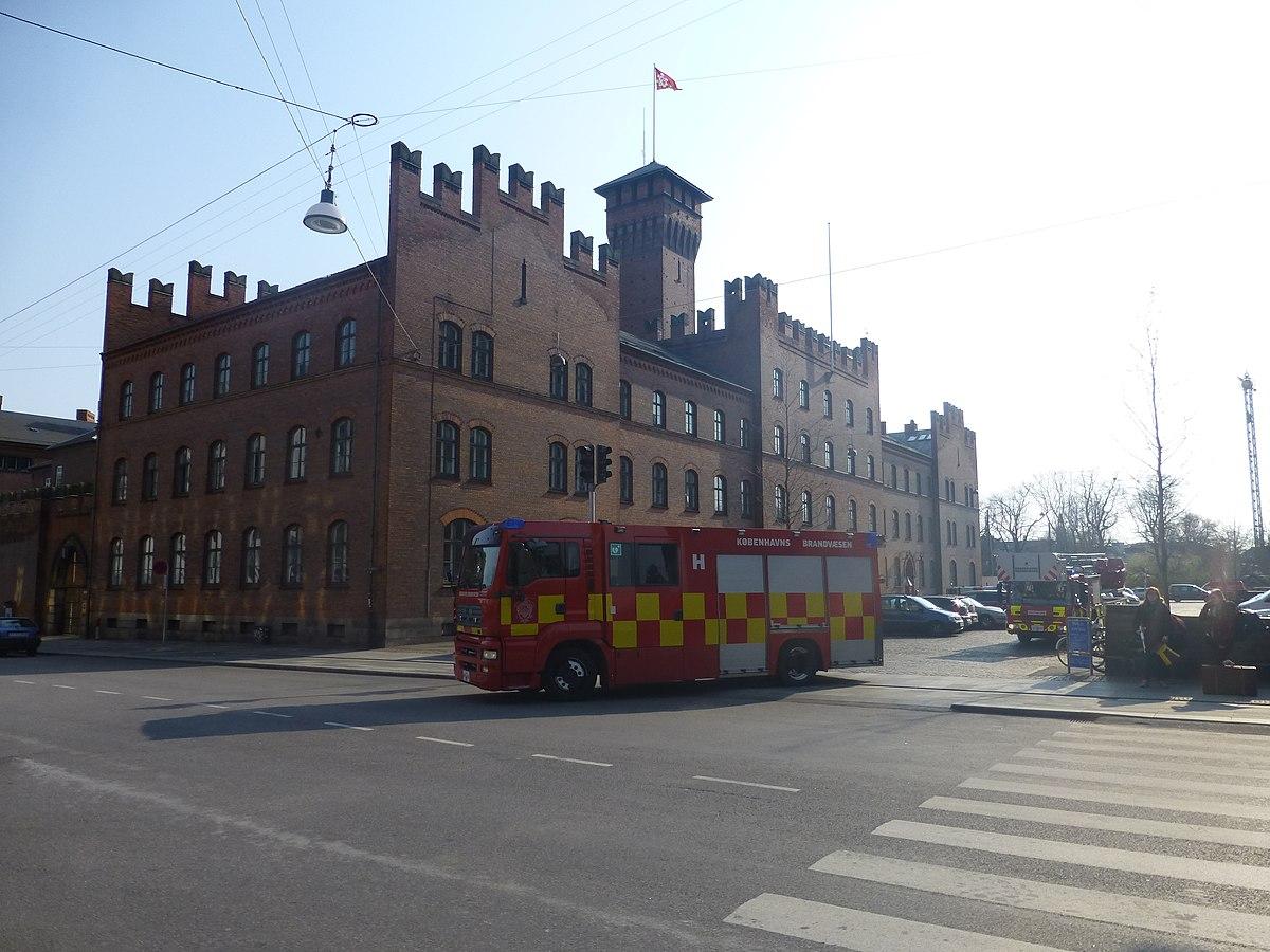Image result for københavns rådhuset brandstation