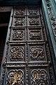 Firenze - Florence - Piazza del Duomo - Battistero di San Giovanni - Baptistery of St. John 1128 - Gilded Bronze doors 1422 by Lorenzo Ghiberti.jpg