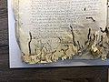 Firma Elcano en poder notarial dañado 1519 Sevilla.jpg