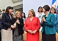 Firma de proyecto que crea el Ministerio de la Mujer y de la Equidad de Género.jpg