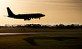 First Rivet Joint Aircraft Lands at RAF Waddington MOD 45156409.jpg