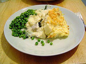 Fish pie - Image: Fish Pie