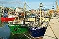 Fishing boats at Kilkeel (2) - geograph.org.uk - 831045.jpg