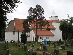 Fjære church