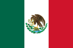 Flag of Mexico (1917-1934)
