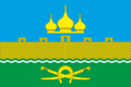 Flag of Troitckoe (Rostov oblast).png