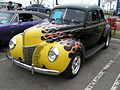 Flamed 1940 Ford (2483721937).jpg