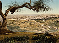 Flickr - …trialsanderrors - Jerusalem from Mount Scopus, Holy Land, ca. 1895.jpg