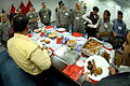 Flickr - The U.S. Army - Breaking bread.jpg