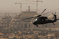 Flickr - The U.S. Army - Helicopter over Baghdad.jpg
