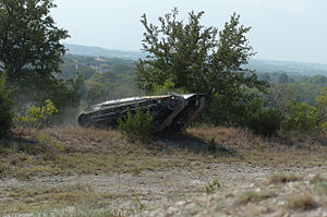 Ripsaw (vehicle) - Image: Flickr The U.S. Army Robotics rodeo