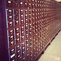 "Flickr - USCapitol - An early ""Google machine"" for 180 miles of shelves @librarycongess..jpg"