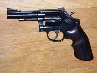 Smith & Wesson Model 15 - Image: Flickr ~Steve Z~ PICT0004 (1)