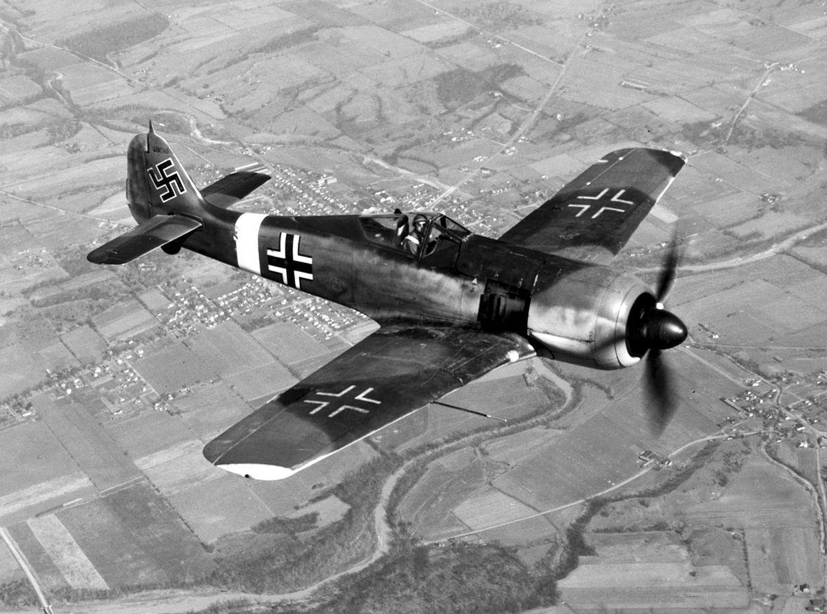 Focke-Wulf Fw 190 – Wikipedia