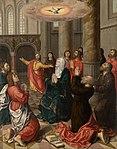 Follower of Bernard van Orley - Pentecost - 1972.1136 - Art Institute of Chicago.jpg