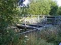 Footbridge Over The Lark - geograph.org.uk - 1433479.jpg