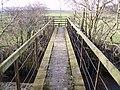 Footbridge and Stile - geograph.org.uk - 336625.jpg