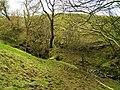 Footbridge behind Whitbeck Farm - geograph.org.uk - 1202494.jpg