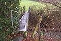 Footbridge near Stumble Wood - geograph.org.uk - 1618971.jpg
