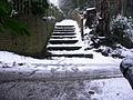Footpath crosses drive in Haslemere - geograph.org.uk - 1671109.jpg