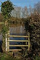 Footpath flooded, please advise... - geograph.org.uk - 704591.jpg