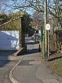 Footpath from Leys Road - geograph.org.uk - 1745631.jpg