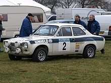 Ford World Rally Team - Wikipedia, la enciclopedia libre