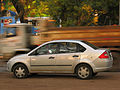 Ford Fiesta 1.6 Trend Sedan 2007 (9466542585).jpg