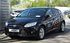 Ford Focus III przed liftingiem