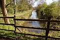 Former Herefordshire and Gloucestershire canal at Oxenhall lock - geograph.org.uk - 768114.jpg