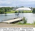 Forssa, 2 Jäähalli, Uimalammi, Linikkalamlammi, Ice hall, Public - panoramio.jpg