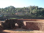 Fortification Wall of Aguada Fort (Lower)