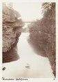 Fotografi av Slettefossen, Romsdalen, Norge - Hallwylska museet - 105691.tif
