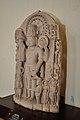 Four-armed Vishnu - Circa 10-11th Century CE - Rataul - ACCN 88-10 - Government Museum - Mathura 2013-02-23 5171.JPG