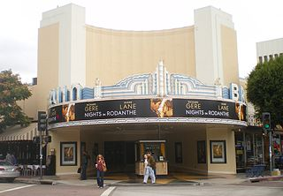 Fox Bruin Theater movie theater in Los Angeles, California, United States