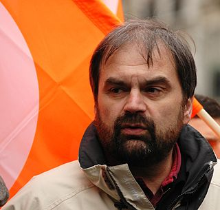 French trade unionist